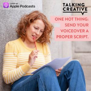 Talking Creative episode 27