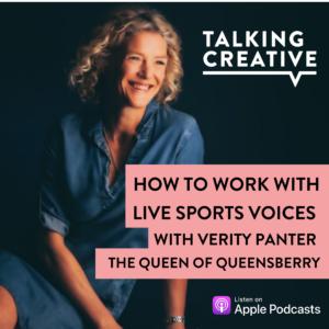 Talking Creative Samantha Boffin Episode 30