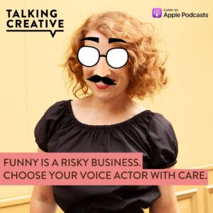 Episode 27 Talking Creative