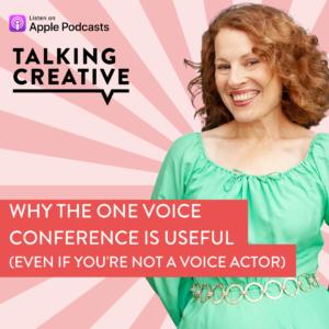 Episode 38 Talking Creative with Samantha Boffin