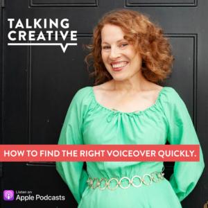 samantha boffin episode 43 Talking Creative